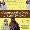 Svitávecký masopust 2019