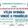 Výlov rybníka Vrkoč u Pohořelic 2018