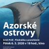 ERICH PRÖLL - AZORSKÉ OSTROVY