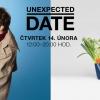 Centrum Chodov na Valentýna: Přijďte si zdarma pro květinu a nechte se nalíčit