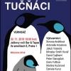 Vánoční výstava obrazů na téma tučňáci