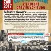 XIV. Černokostelecké vykulení dřevěných sudů 2017